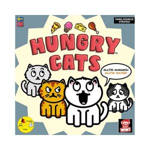 HUNGRY CATS (SE,NO)