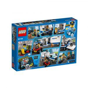 LEGO 60139  MOBILT KOMMANDOSENTER