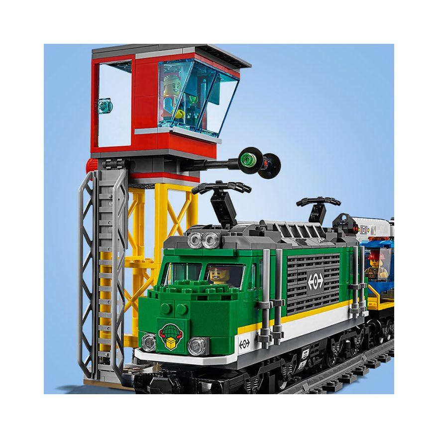LEGO 60198  GODSTOG