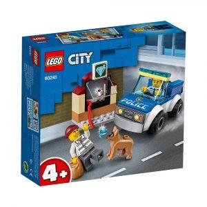 LEGO 60241  POLITIETS HUNDEPATRULJE