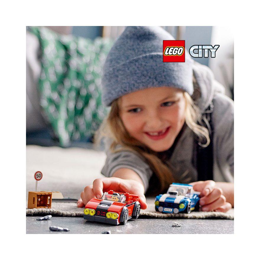 LEGO 60242  UTRYKNINGSPOLITIET