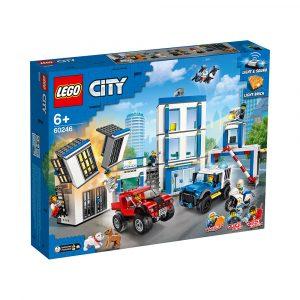 LEGO 60246  POLITISTASJON