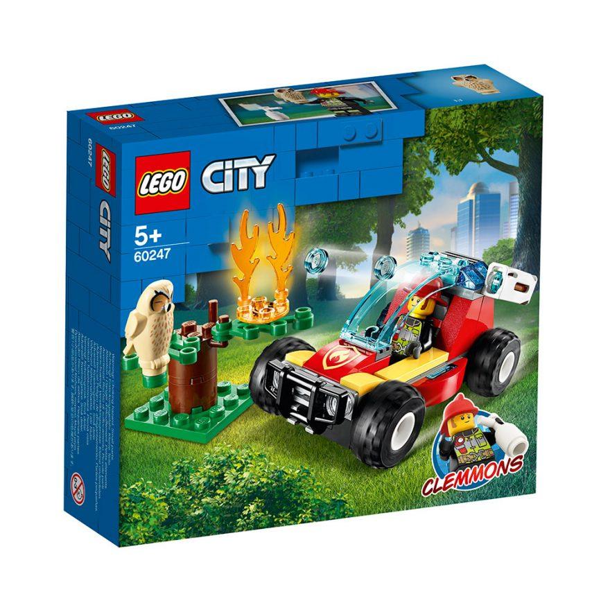 LEGO 60247  SKOGBRANN