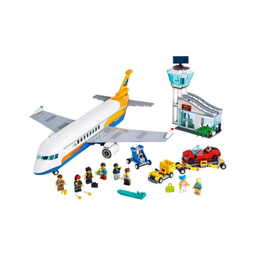 LEGO 60262  PASSASJERFLY