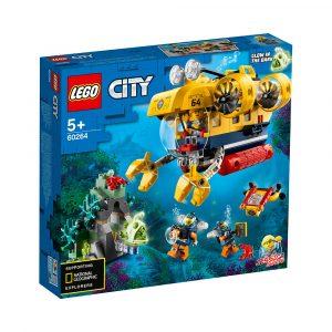 LEGO 60264  FORSKNINGSUBÅT