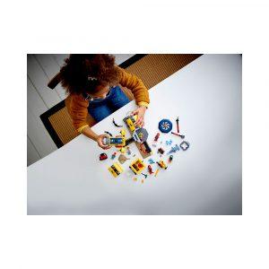LEGO 60265 FORSKNINGSBASE