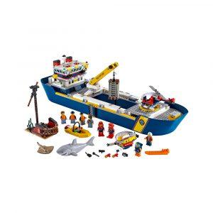 LEGO 60266  FORSKNINGSSKIP
