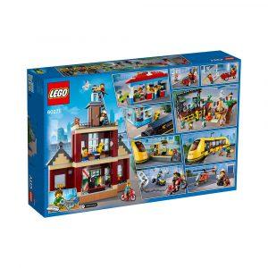 LEGO 60271 BYENS TORG