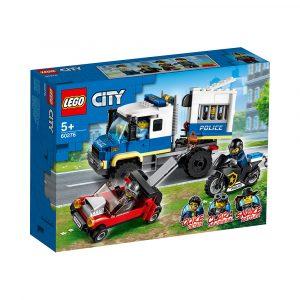 LEGO 60276 POLITIETS FANGETRANSPORT