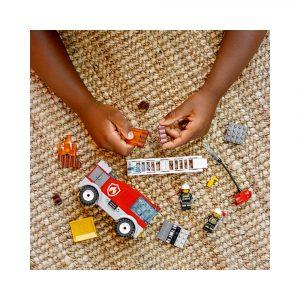 LEGO 60280 BRANNVESENETS STIGEBIL