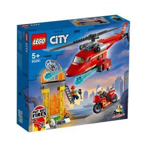 LEGO 60281 BRANNHELIKOPTER
