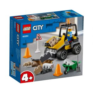 LEGO 60284 VEIARBEIDSBIL