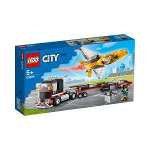 LEGO 60289 SEMITRAILER MED OPPVISNINGSFL