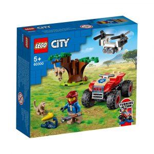 LEGO 60300 DYREREDNINGSTJENESTENS ATV