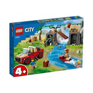 LEGO 60301 DYREREDNINGSTJENESTENS TERREN
