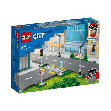 LEGO 60304 VEIPLATER