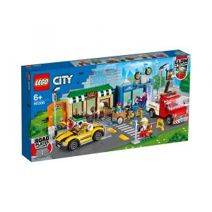 LEGO 60306 HANDLEGATE