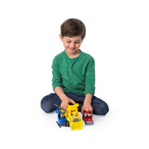 PAW PATROL ULTIMATE CONSTRUCTION TRUCK