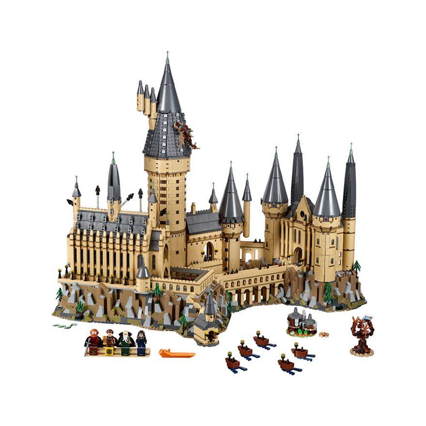 LEGO 71043  GALTVORTBORGEN