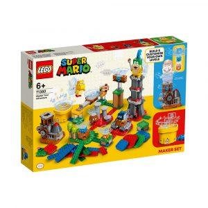LEGO 71380 MAKERSETT MESTRE UTFORDRINGEN