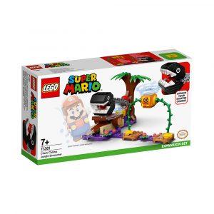 LEGO 71381 EKSTRABANESETT CHAIN CHOMPS J
