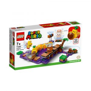 LEGO 71383 EKSTRABANESETT WIGGLERS GIFTS