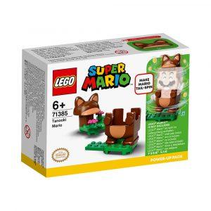 LEGO 71385 POWER-UP-PAKKEN TANOOKI MARIO