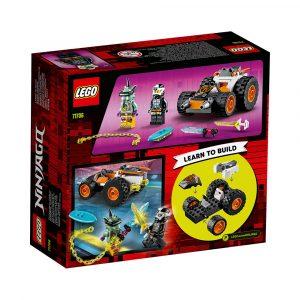 LEGO 71706  COLES LYNRASKE BIL