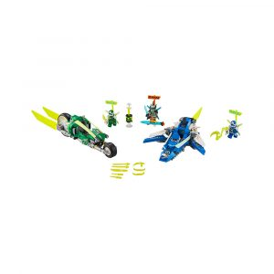 LEGO 71709  JAY OG LLOYDS FARTSDONINGER