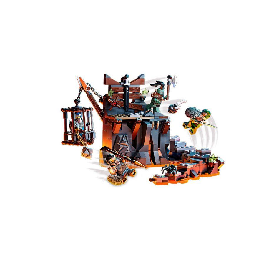 LEGO 71717  REISEN TIL HODESKALLENES FAN