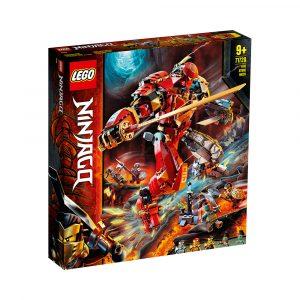 LEGO 71720  ILDSTEINSROBOT