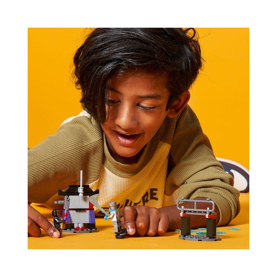 LEGO 71731 EPISK STRIDSSETT – ZANE MOT N