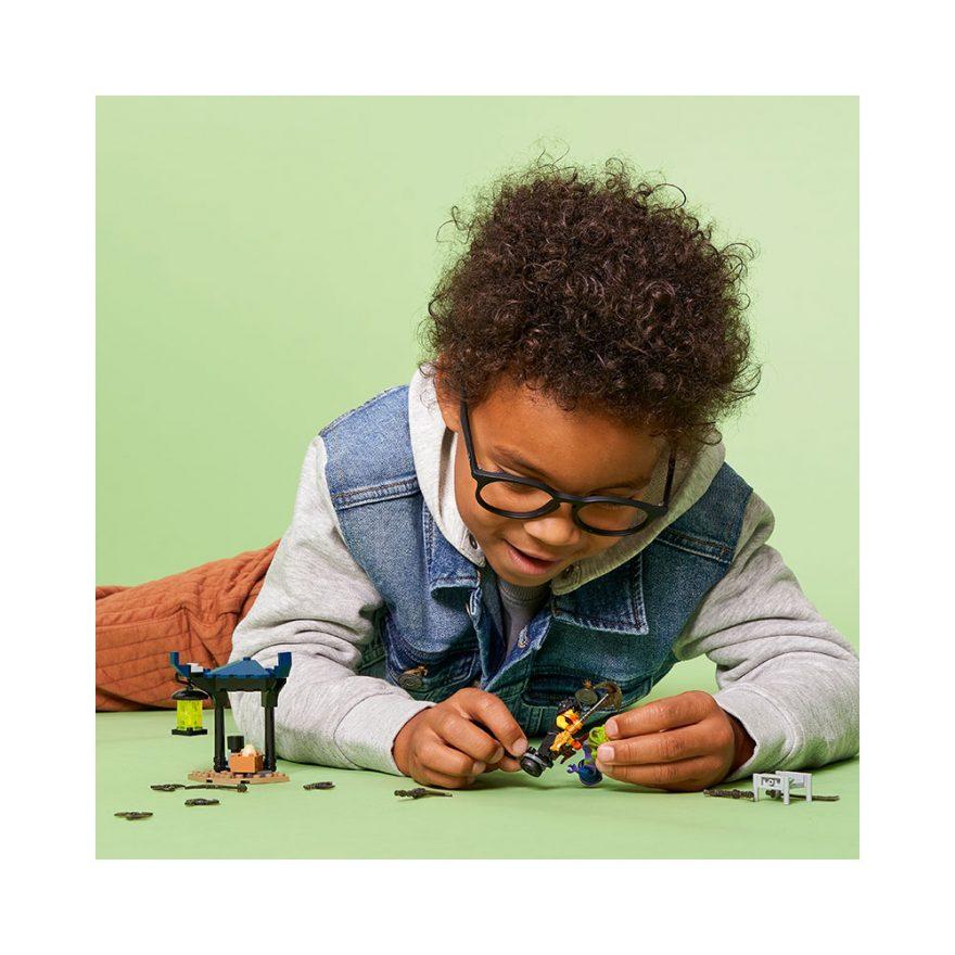 LEGO 71733 EPISK STRIDSSETT  COLE MOT G