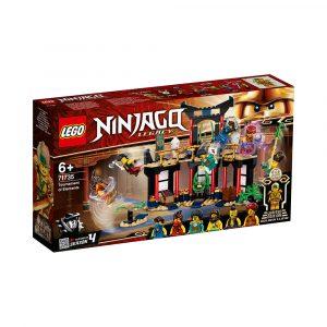 LEGO 71735 ELEMENTTURNERINGEN