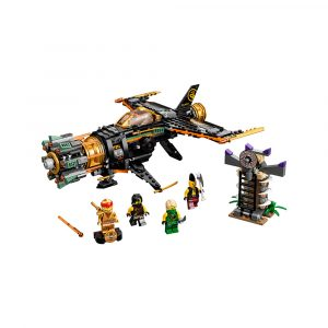 LEGO 71736 KAMPESTEINKASTER