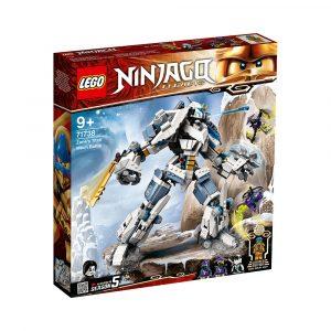 LEGO 71738 ZANES TITANROBOTKAMP