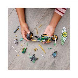 LEGO 71745  LLOYDS JUNGELMOTORSYKKEL