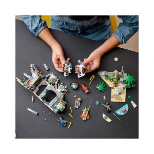 LEGO 71747  VOKTERNES BY