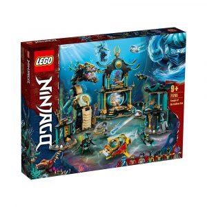 LEGO 71755 UENDELIGHETSSJØENS TEMPEL