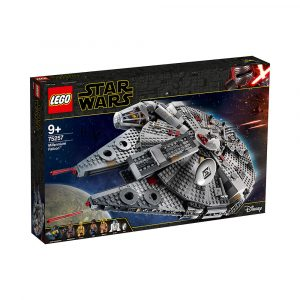 LEGO 75257  MILLENNIUM FALCON