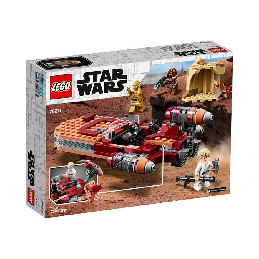 LEGO 75271  LUKE SKYWALKERS LANDSPEEDER