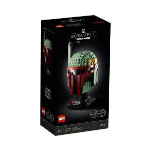 LEGO 75277  BOBA FETT HJELM