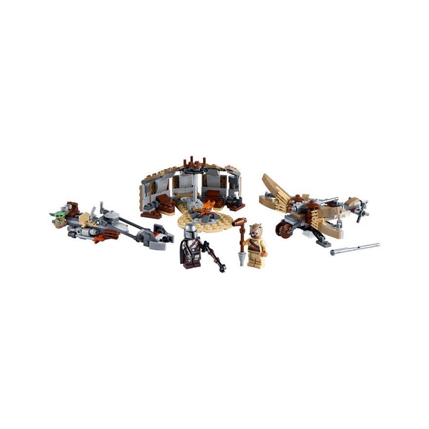 LEGO 75299 TRØBBEL PÅ TATOOINE
