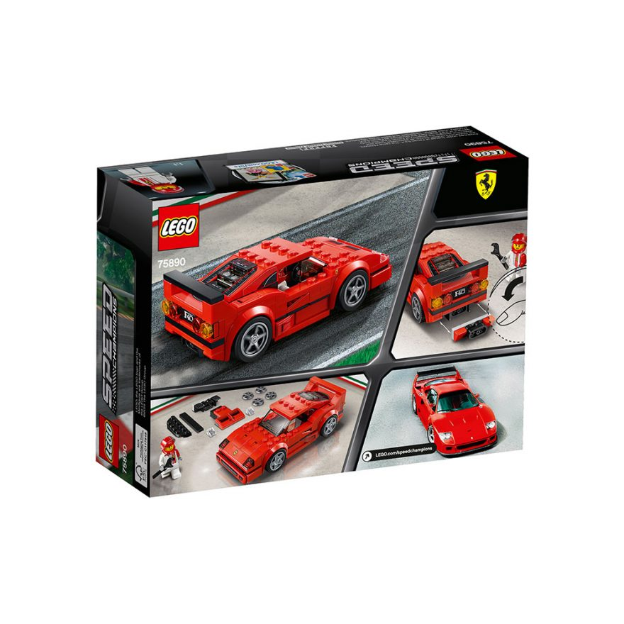 LEGO 75890  FERRARI F40 COMPETIZIONE