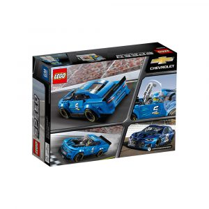 LEGO 75891  CHEVROLET CAMARO ZL1 RACERBI