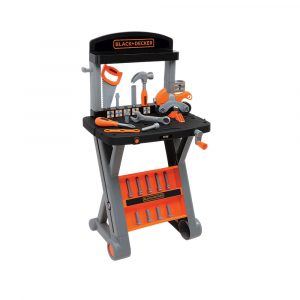 B&D WORKBENCH WITH 15 TOOLS