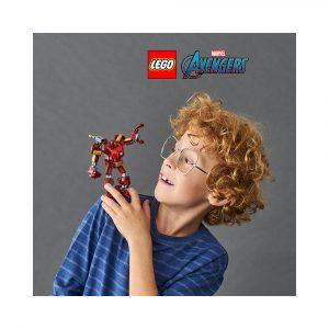 LEGO 76140 IRON MAN-ROBOT