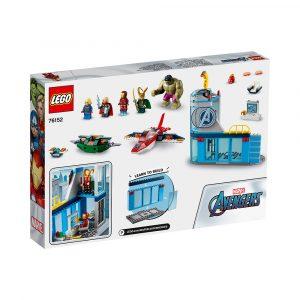 LEGO 76152 AVENGERS LOKIS VREDE