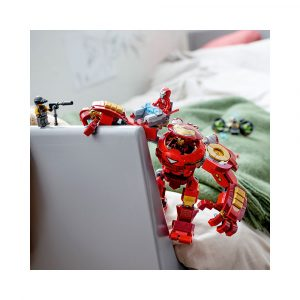 LEGO 76164  IRON MAN HULKBUSTER MOT A.I.