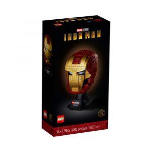 LEGO 76165  IRON MAN-HJELM